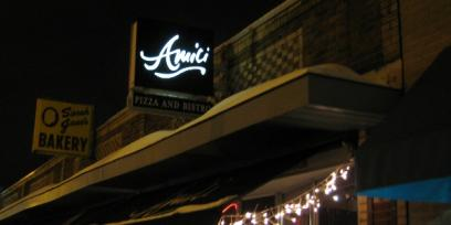 Amici Pizza and Bistro