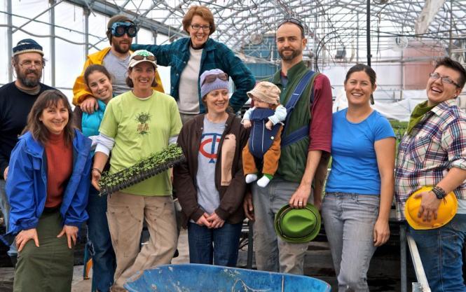 Farm Journal Building Farm Community Simple Good And Tasty