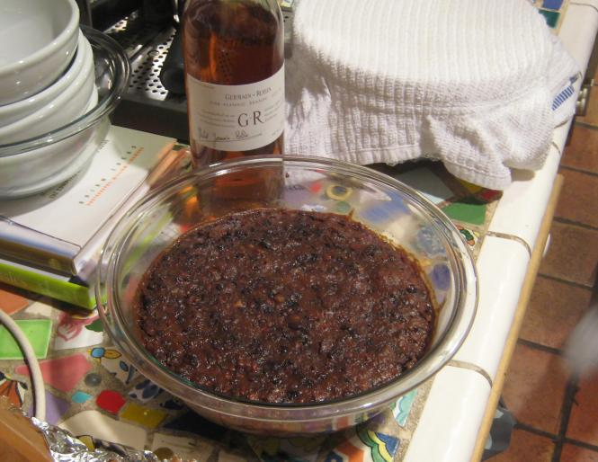 Christmas Pudding Part Two