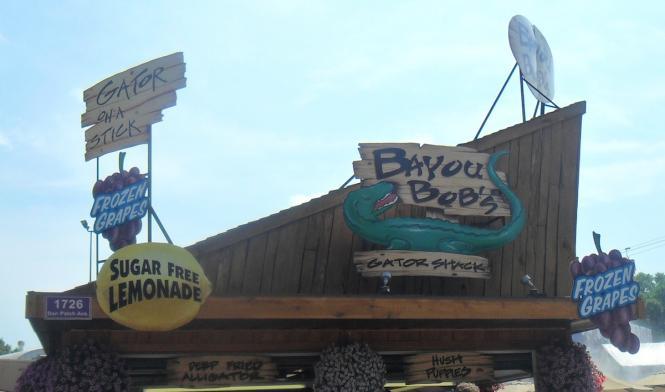 Bayou Bob's