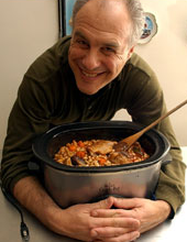 Mark Bittman and his cassoulet