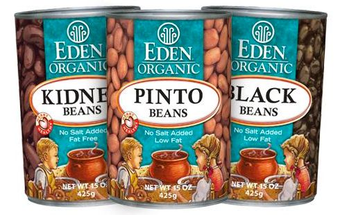 Eden Organic: BPA-Free