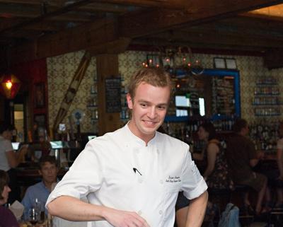 Chef Brian Hauke
