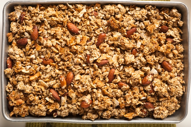 Birchwood Cafe's granola is likely to become a popular add-on (Photo: Mette Nielsen)