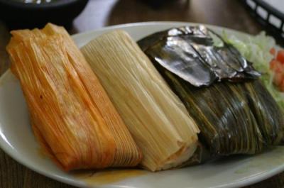 Homi tamales
