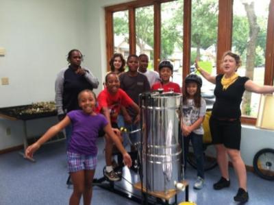 McKinley Flower Power Team, Summer of 2012