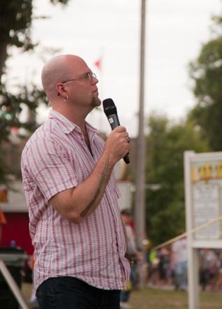 Host JD Fratzke