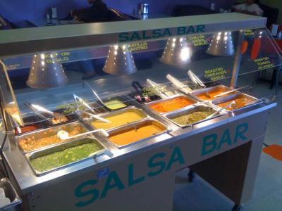 Las Teresitas salsa bar