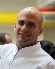 Sam Kass (not Lee Zukor, though the resemblance is amazing)
