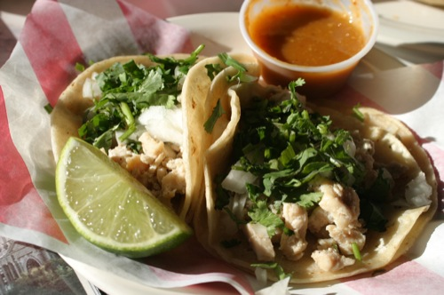 Dollar tacos