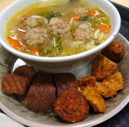 Tony's Italian Wedding Soup