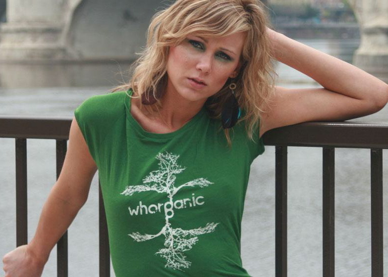 Naughty or nice? A Whorganic T-Shirt