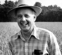 Author Wendell Berry